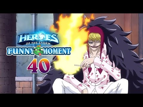 【Heroes of the Storm】Funny moment EP.40