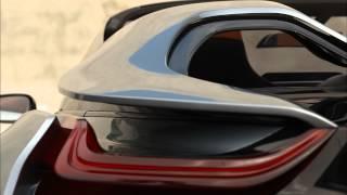 BMW i8 Spyder Concept 2012 Videos