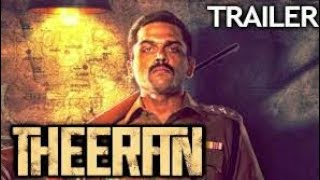 Theeran South movie trailer : New 2018 , Action Movie , Goldmines Telefilms, Hindi dubbed Trailer