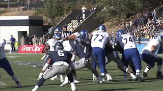 Nevada 59, San Jose State 14   Highlights Driven by Northern Nevada Toyota Dealers