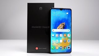 Unboxing: Huawei Mate 20 (Deutsch) | SwagTab