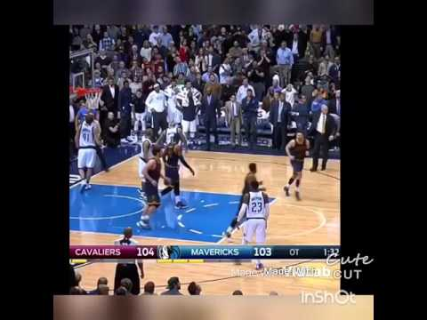 Cavs vs  Mavs 1 12 16 Overtime Highlights New Flash Game