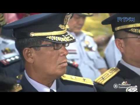 115th Anniversary of the Philippine Coast Guard (Speech) 10/13/2016
