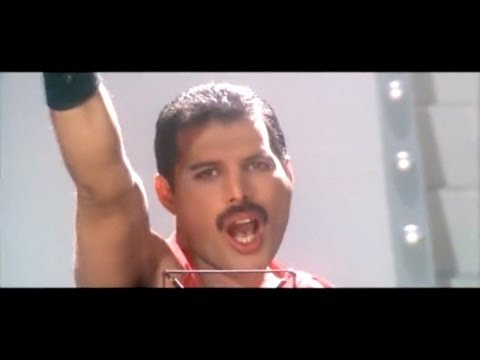 Queen - Radio Ga Ga (Extended Edit) [HD]