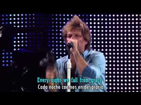 BON JOVI - Keep the faith (lyrics - letra / subtitulado)