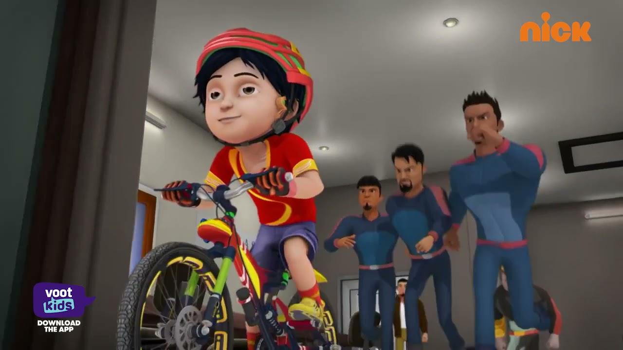 Download Shiva   शिवा   Mr. Perfect   Full Episode 78   Voot Kids