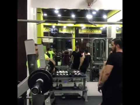 The Unisex gym of Surur Fitness Center Abu Dhabi - My gyms My pride- Suroor Sulthan April 2019