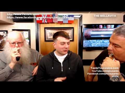 A PBusardo Video & Interview - Part 1 - The Bellavita