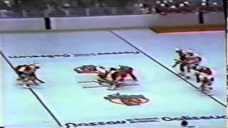 1975 Long Island Tomahawks vs Philadelphia Wings