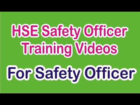HSE Safety Officer Course Training Institute | Safety Course