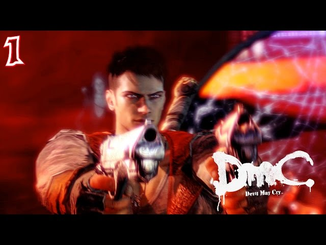 DmC Devil May Cry Detonado - Missão 1 [PT-BR]