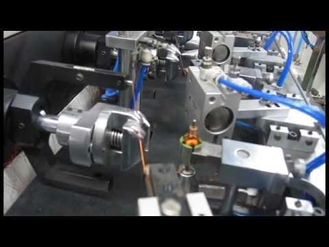 12v small dc motor 3 pole 5 pole armature winding machine for Grayson armature small motor