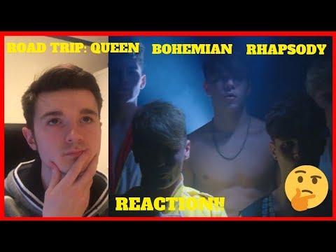 Queen - Bohemian Rhapsody [Boyband RoadTrip Cover] || WestonVlogs Reacts!!!