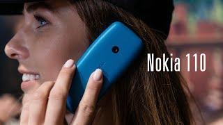 Новая Nokia 110 работает 43 дня!