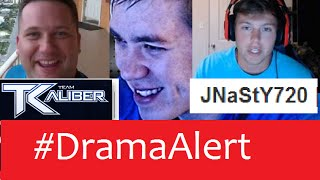 JNasty Calls out iCrazyTeddy & Chaosxsilencer & tK #DramaAlert