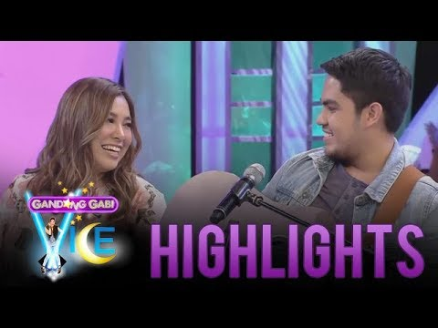 GGV: Jason and Moira are officially engaged