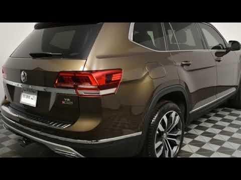 New 2019 Volkswagen Atlas Atlanta, GA #VA19169 - SOLD