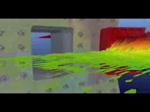 Visualization of RF heating of ITER Plasma