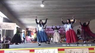 Bolero de Zaragoza. XXVI Concentración de Escuelas de Jota.