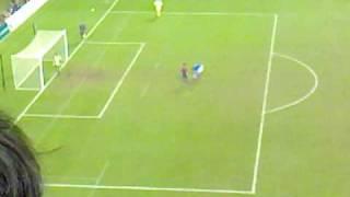 2009東亞運足球決賽 香港 vs 日本 十二碼片段
