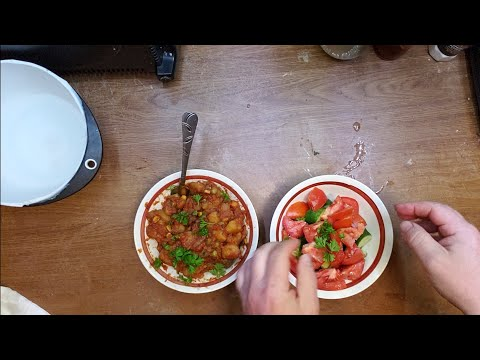 keto-diet-failed-me.-day-9.0-one-month-potato-&-tomato-no-fat-diet.-weightloss-experiment