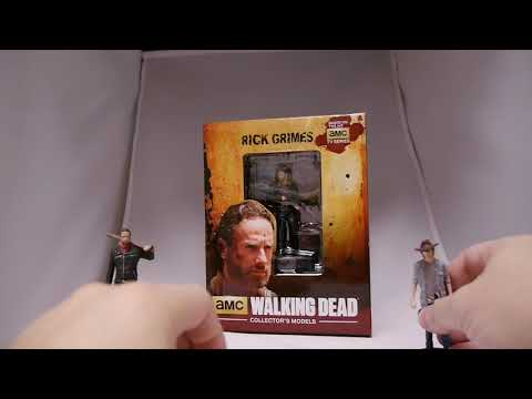 Holiday Gift Guide: The Walking Dead Collector's Models