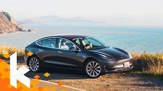 Tesla Model 3 Review - Dem Hype gerecht?
