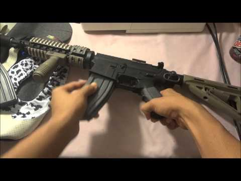 Airsoft Magazine Misfeeding or Wobble Solution/Fix - YouTube
