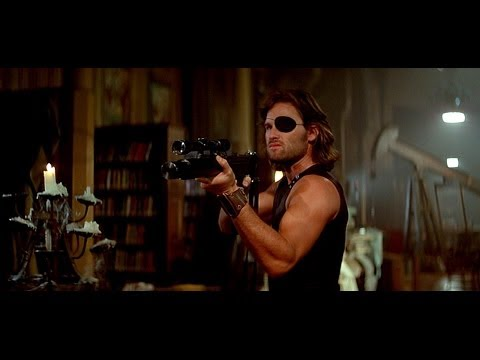 Neil Marshall on ESCAPE FROM NEW YORK