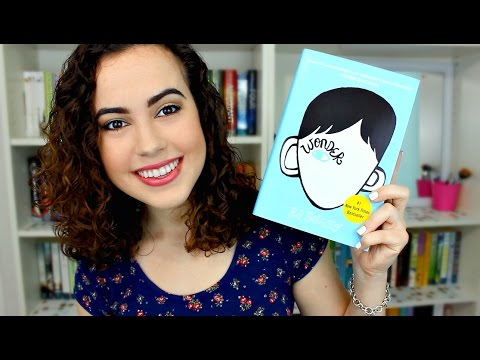 WONDER BY R.J. PALACIO | BOOK REVIEW & DISCUSSION