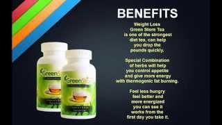 Weight Loss Green Store Tea Benefits