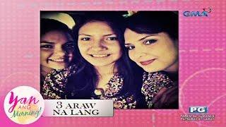 Yan Ang Morning!: Snooky Serna, ayaw ipasok ang mga anak sa showbiz