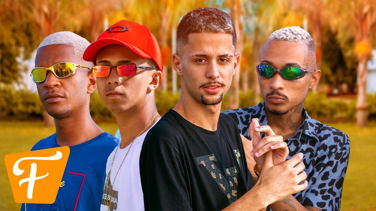MC L Da Vinte, Enidê e MC GK - Até o Sol Chegar (Funk Explode)