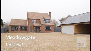 Meadowgate, Tunstead walk-through video