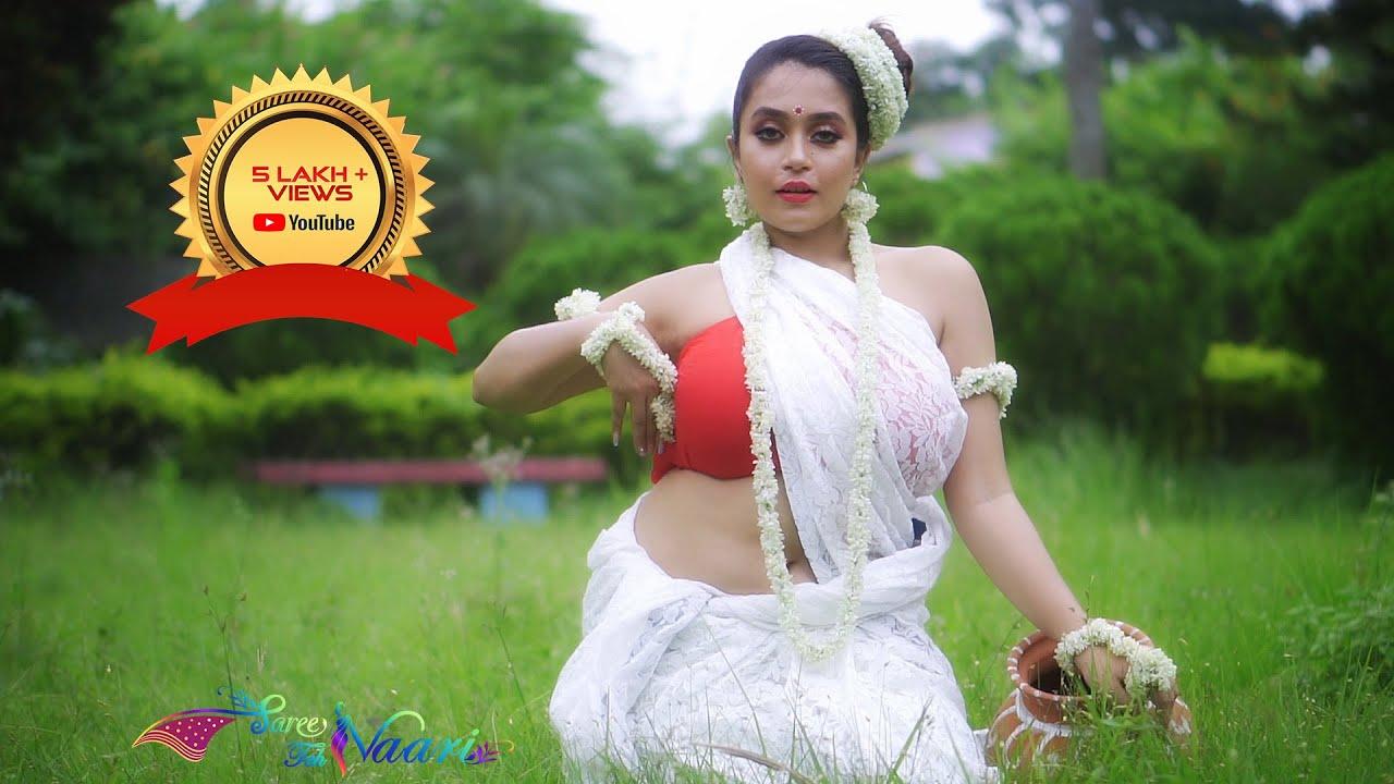 Download Saree Lover 2021   Ft. Rimpi As Sakuntala   Conceptual Dance Theme   Saree Fashion   Saree Teh Naari