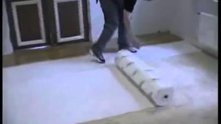 видео Купить подложку Туплекс (Tuplex) 3 мм 10 кв.м для укладки под ламинат и паркетную доску по низкой цене / Магазин напольных покрытий. Ламинат. Паркетная доска. Массив
