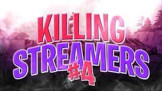 KILLING TWITCH STREAMERS W/ REACTIONS! (NotVivid, ChicaLIVE, & many more...)