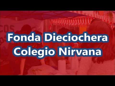 Fonda Dieciochera - Colegio Nirvana 2017