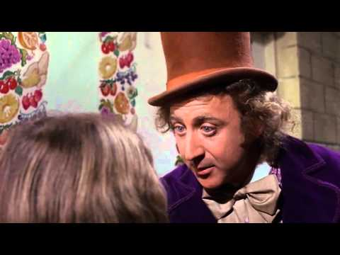Willy Wonka We are the Music-Makers...