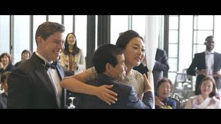 Angie + Daniel in Busan, Korea (4K Highlight version - Wedding Ceremony)