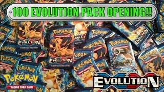 100 Evolution Booster Pack Opening!!! 450€ Wert!!! Größtes Pokemon Unboxing! [Deutsch/German]