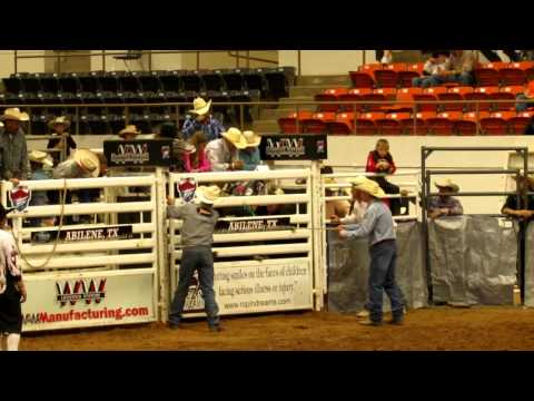 World Youth Bull Riding Finals 2012-Abilene, TX