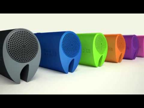 Carbon Audio Zooka Wireless Speaker Bar For iPad,Mac Book, iPhone & Bluetooth Devices