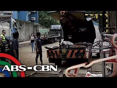 TV Patrol: 'Tusok-hugot-hose' modus ng mga tow truck, muling inireklamo