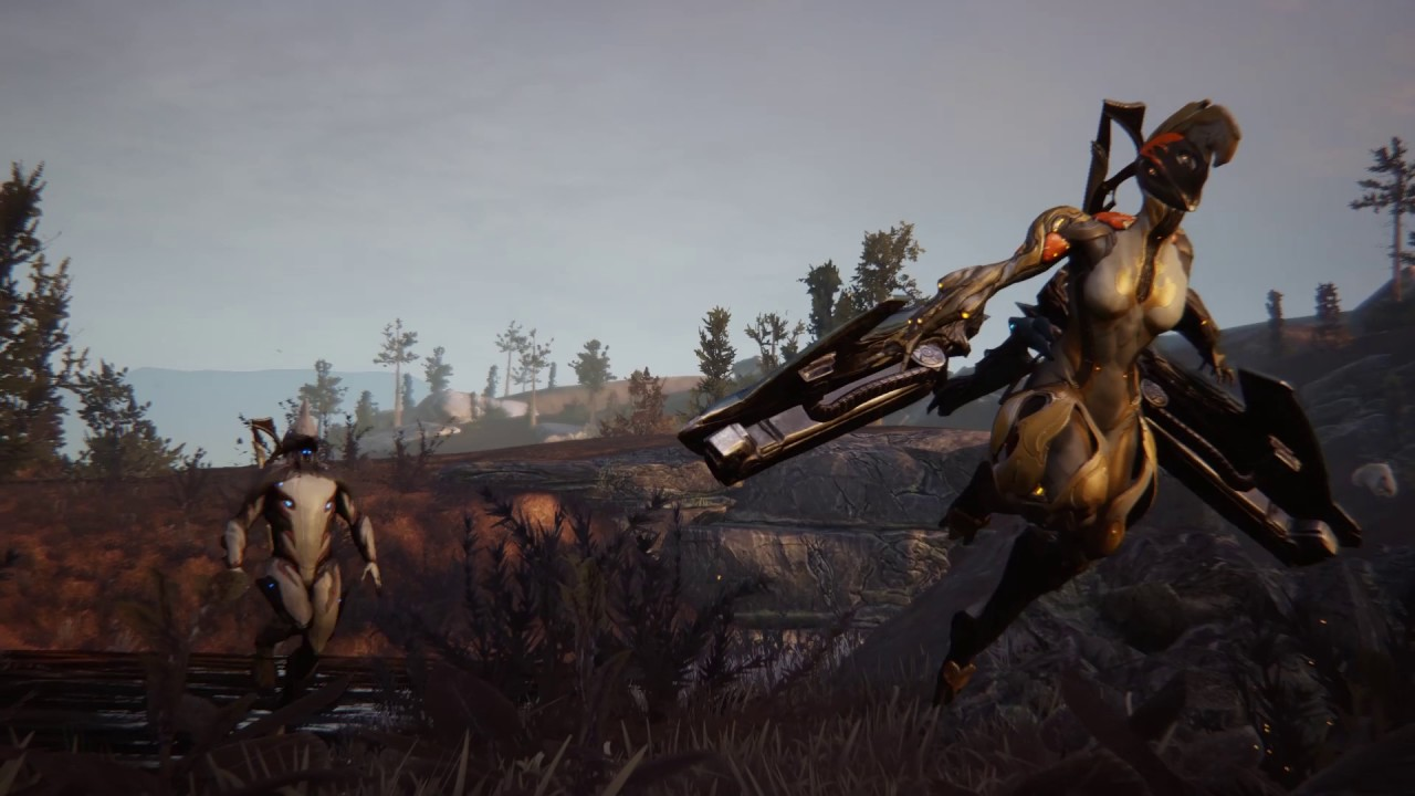 Warframe Announces The Plains Of Eidolon Expansion At TennoCon