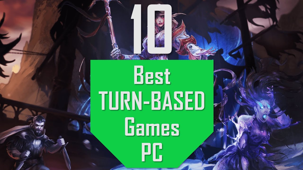 Best TURN-BASED Games | Top10 Turn Based PC Games