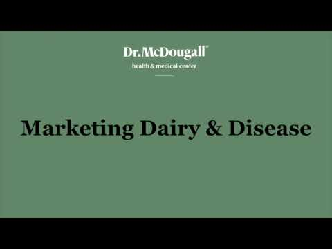 Dairy is Disease - John McDougall, MD - FULL LECTURE