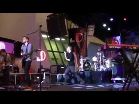 OneRepublic performs Feel Again live at The D hotel in Las Vegas - 10/20/12