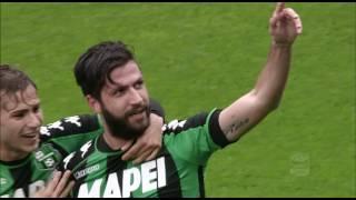 Il gol di Iemmello - Sassuolo - Fiorentina - 2-2 - Giornata 35 - Serie A TIM 2016/17
