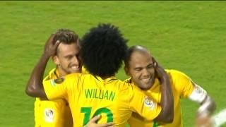 Melhores Momentos Brasil 7 x 1 Haiti Copa América 2016